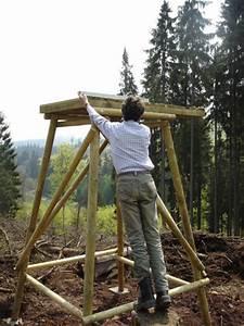 Waage Selber Bauen : der vaugus jagdhochsitz flexibel schnell mobil preiswert ~ Lizthompson.info Haus und Dekorationen