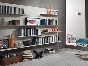 Libreria Sospesa Lampo L5c38 Di Sangiacomo