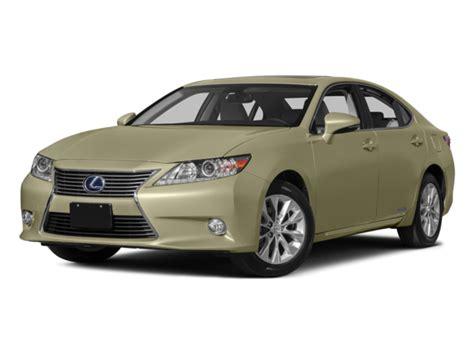 lexus hybrid 2015 new 2015 lexus es 300h prices nadaguides