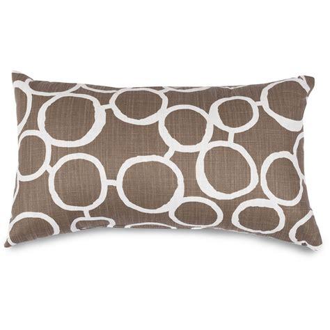 majestic home goods fusion small decorative pillow