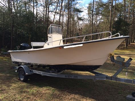 Maycraft Boats The Hull Truth by 2003 Maycraft 1800 Skiff The Hull Truth Boating And