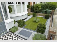 Small Formal Gardens Miniature Front Formal Garden, via