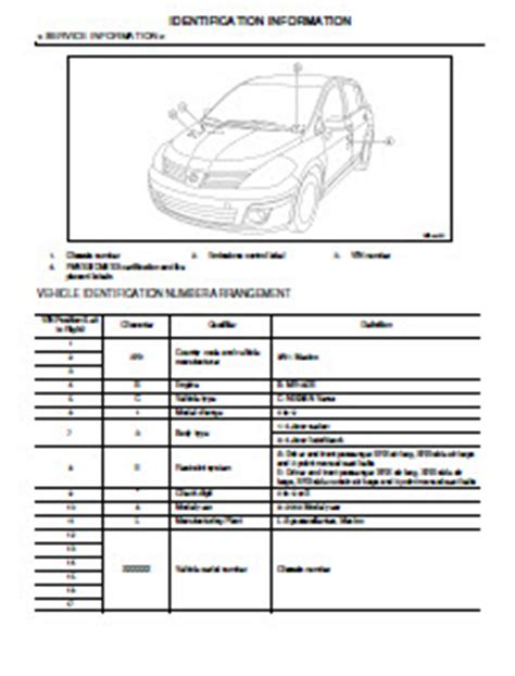 chilton car manuals free download 2012 nissan versa electronic toll collection nissan versa 2007 2008 2009 sedan hatchback workshop service repair manual