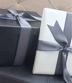 Luxury Gift Wrapping Service  Catherine Cartmell