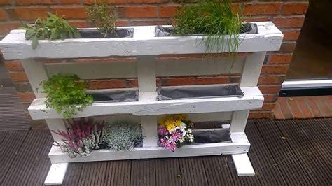Herausragende Kräutergarten Balkon Selber Bauen Fuer