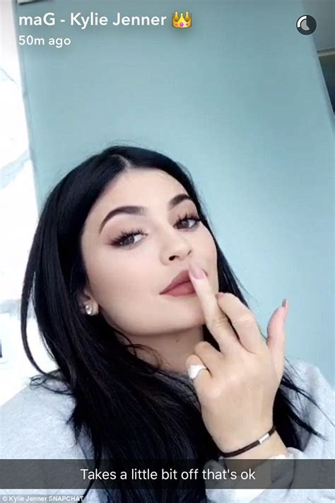 Kylie Jenner packs on the PDA with beau Tyga in Instagram ...