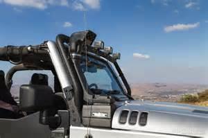 Jeep Wrangler Jk Snorkel