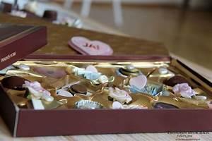 Geldgeschenk Hochzeit Pralinenkasten Tischlein Deck Dich