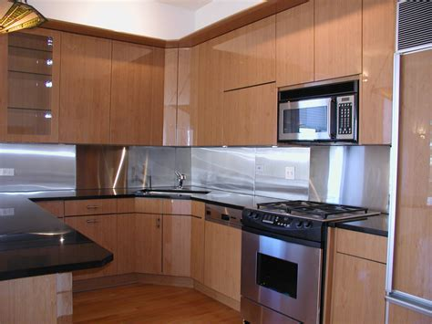 steel backsplash kitchen stainless steel backsplash sheets roselawnlutheran