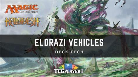 mtg eldrazi vehicles deck tech youtube
