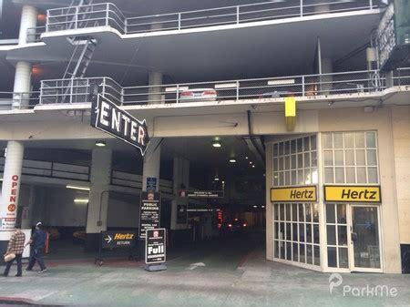 Mason O'farrell Garage  Parking In San Francisco Parkme