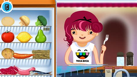 toca boca kitchen toca kitchen and hair salon two toys for windows phone 8