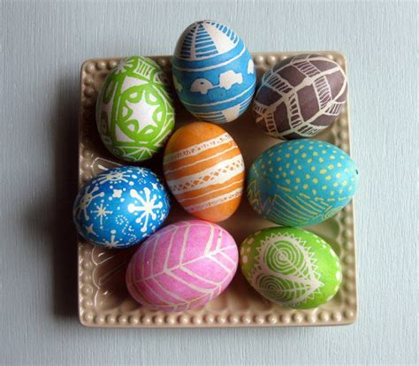 simple easter egg designs 30 creative and creative easter egg decorating ideas godfather style