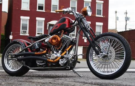 Custom Chopper And Motorcycle Gallery