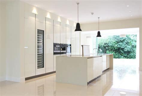 Kitchen Floor Units by Designed By Monita Cheung Modern Kitchen White Gloss