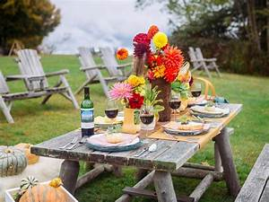 Fall Entertaining Idea: Farm-to-Table Dinner Party HGTV