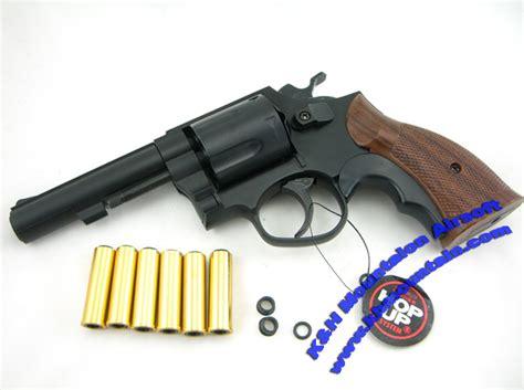Bell M10 Gas Revolver #EG718