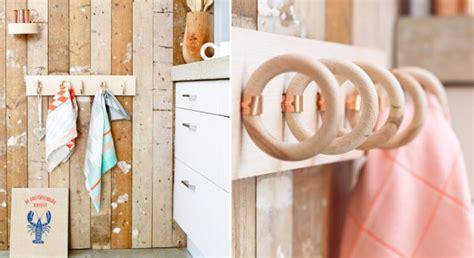 torchon cuisine original 5 porte torchons récup pour sa cuisine