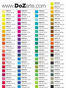 Ral Ncs Tabelle : hks color conversion ~ Markanthonyermac.com Haus und Dekorationen