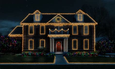 too lazy to put up christmas lights this year photoshop