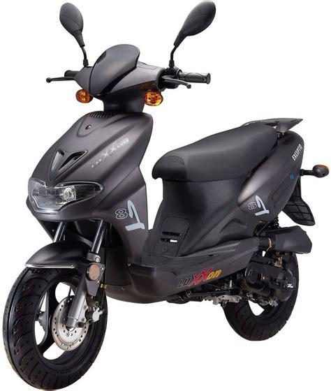 motorroller 50 ccm luxxon motorroller 50 ccm 45 km h 187 exceptio 171 otto