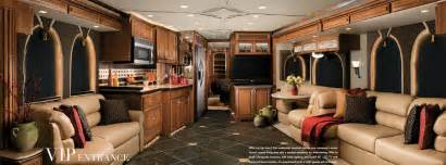 motor home interior motorhome luxury interiors houses plans designs
