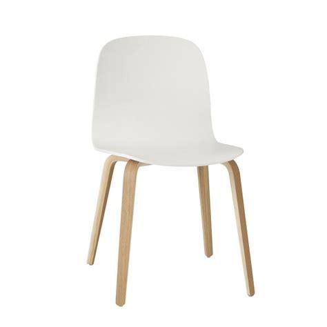 chaise design scandinave occasion muuto visu chair wood base by tolvanen design store