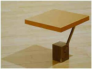 David Lynch Furniture Pictures Steel Block Table
