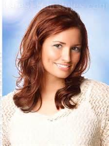 Hairstyles for Medium Length Hair Round Face