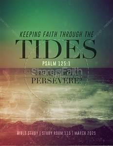 Christmas Flyer Template Word Faith Through Tides Christian Flyer
