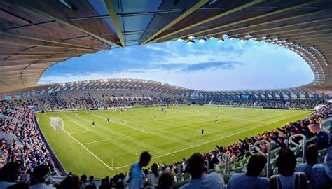 oekologisch bauen englischer fussballclub baut stadion aus