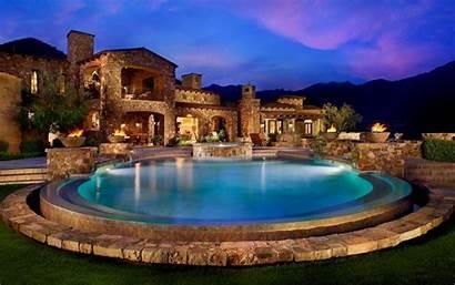 Luxury Desktop Wallpapers Houses Planet Estate Pump