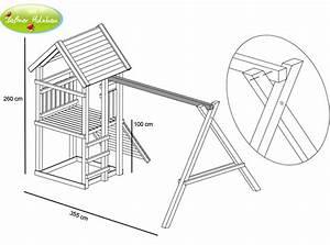 Kletterhaus Mit Rutsche : spielturm mit rutsche und schaukel sparpaket kletterturm de ~ Orissabook.com Haus und Dekorationen