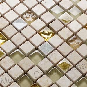 Mosaik Fliesen Beige : badezimmer gold beige ~ Michelbontemps.com Haus und Dekorationen