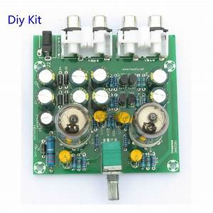 Aiyima Fever 6j1 Tube Preamp Amplifier Board Pre