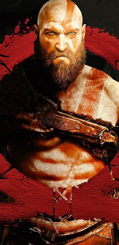 God War Kratos Iphone Wallpapers 3d Desktop