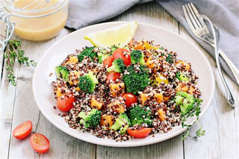 quinoa health benefits nutritional profile