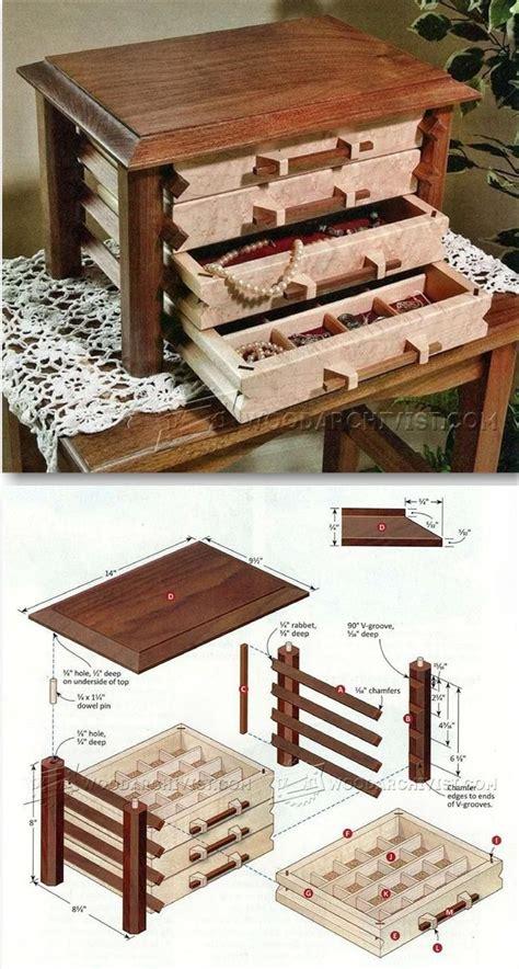 jewelry box ideas  pinterest jewellery box glass jewellery box  diy wooden