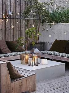 Terrasse Dekorieren Modern : terrassen deko ideen wohn design ~ Fotosdekora.club Haus und Dekorationen