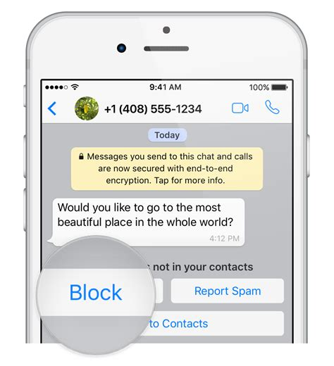 how to block someone on whatsapp iphone whatsapp faq how do i block or unblock a contact