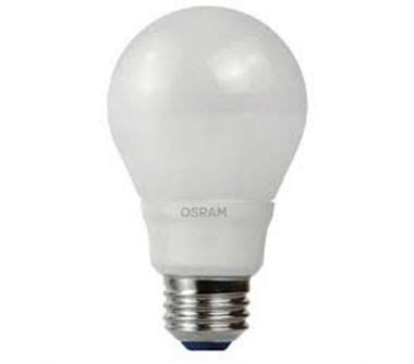 6w osram led bulb warm white e27 ledbazaar