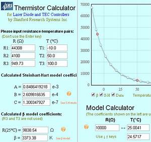 Ntc Arduino Steinhart Hart Temperature