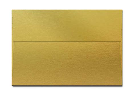 a 7 envelope curious metallic envelopes a7 envelopes super gold 50 pk