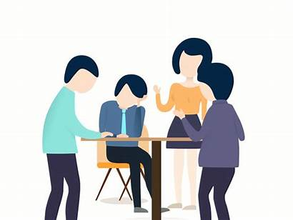 Talking Animated Clipart Animation Student Counseling Dribbble