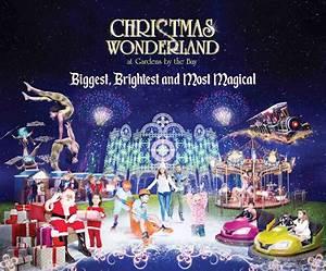 Christmas Wonderland 2017 Gardens By The Bay Bigger More