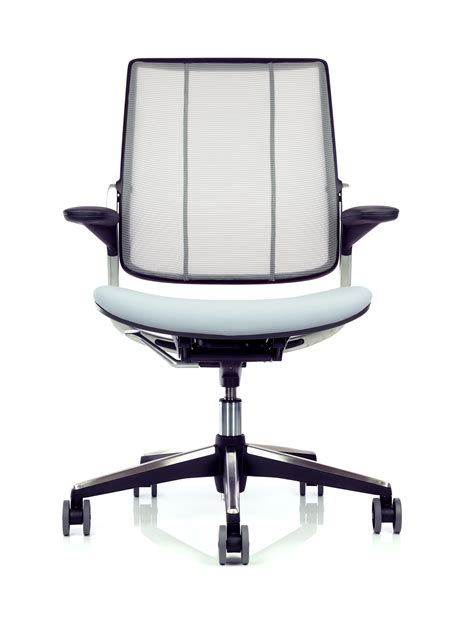 Humanscale Freedom Leather Task Chair by Diffrient Smart Chair Humanscale S Newest Office Seating