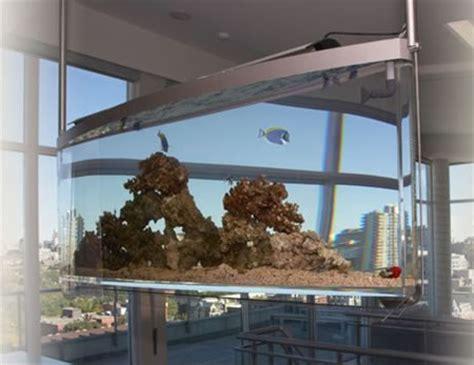 spacearium  ceiling mounted aquarium   den