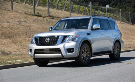 2018 Nissan Armada Suv  What's Left To Upgrade?