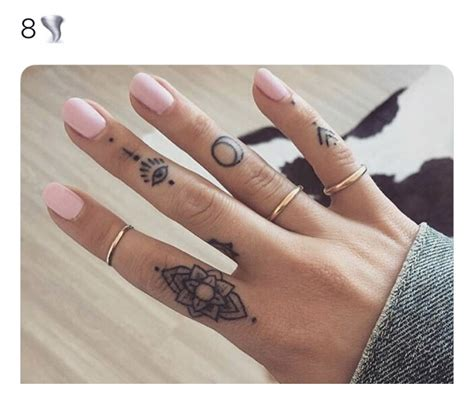 pin  adorechi  inky winky finger tattoos tattoos