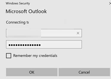 Office 365 Mail Keeps Asking For Password by Outlook 2016 Keeps Prompting For Credentials Username And